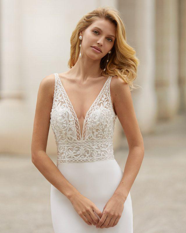 Althea Sposi | Abito Sposa Rosa Clarà 2021_TANIA_ROSA_CLARA_1-639×799