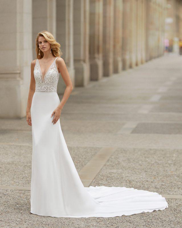 Althea Sposi | Abito Sposa Rosa Clarà 2021_TANIA_ROSA_CLARA_3-639×799